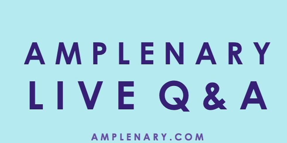 Live Q&A (1)