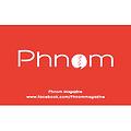 Phnom Magazine logo