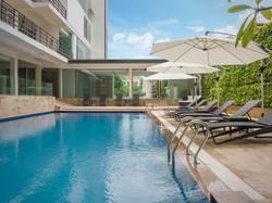 Taiming Hotel- Swimming Pool