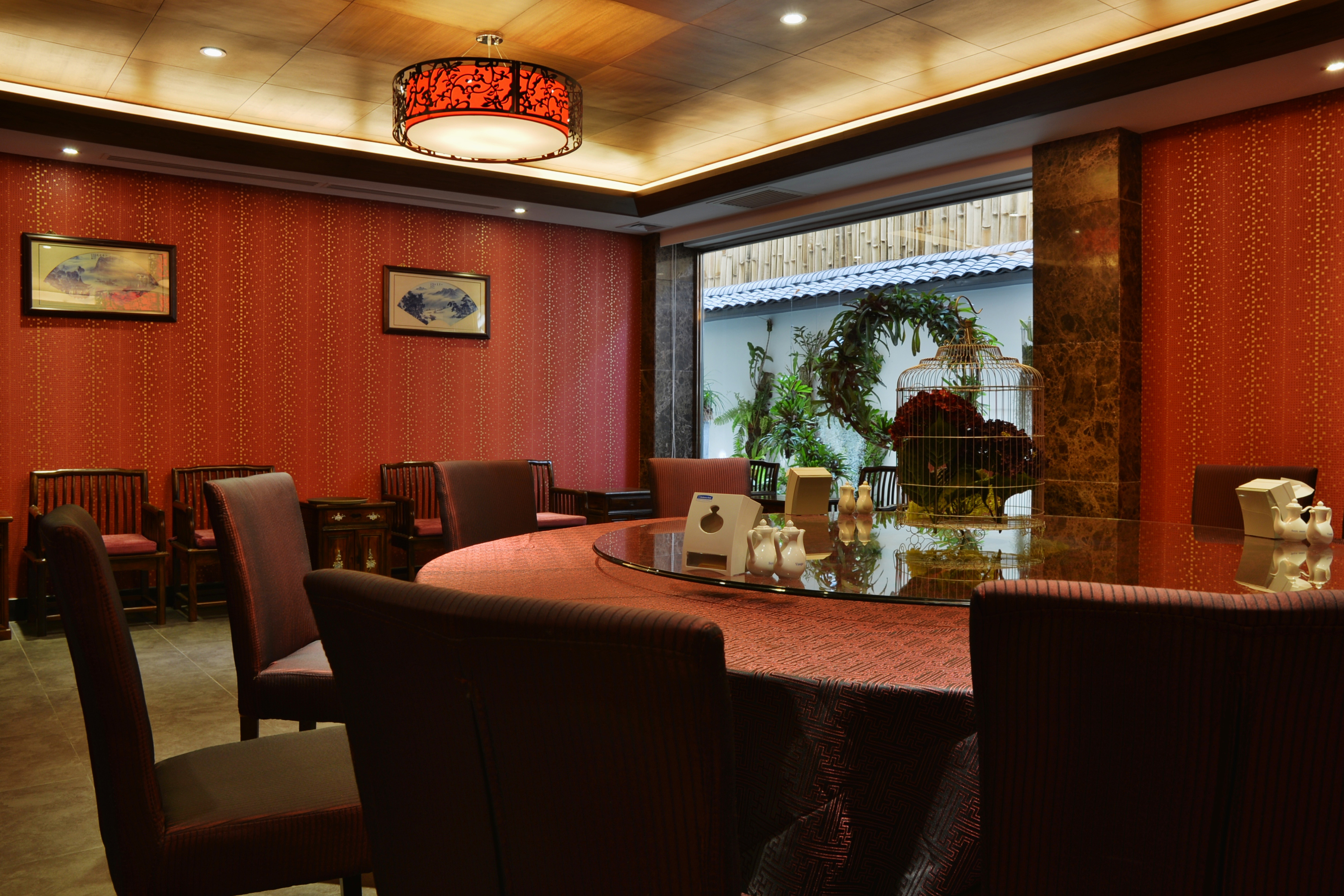 Taiming Lanpin VIP room