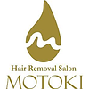 Hair Removal Salon MOTOKI logo