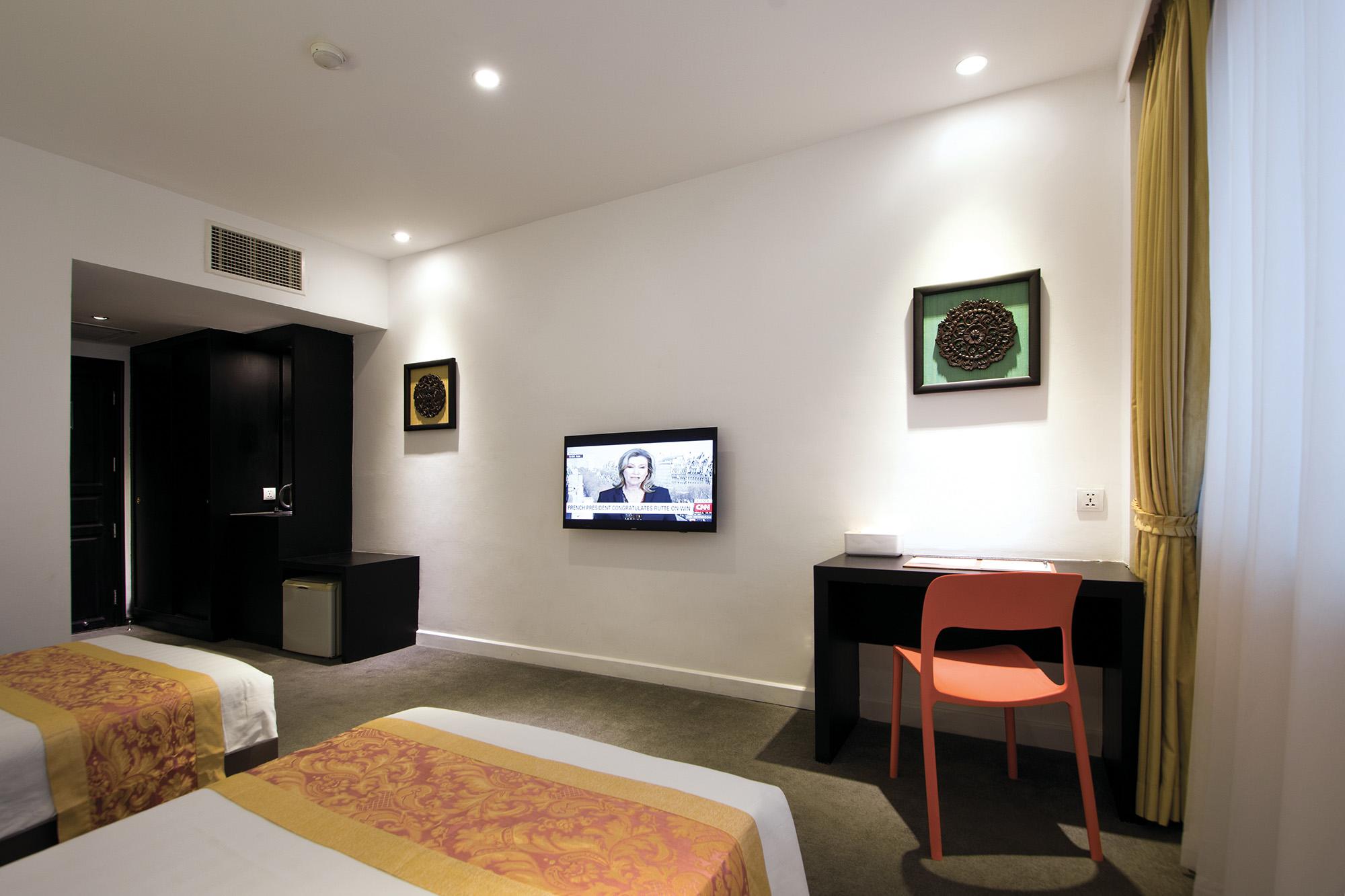 Taiming Hotel- Standard Twin