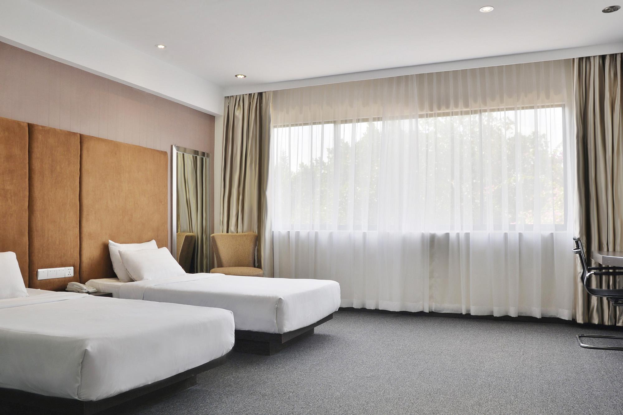 Taiming Hotel- Superior Twin
