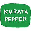 KURATA PEPPER logo