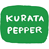 KURATA PEPPER logo