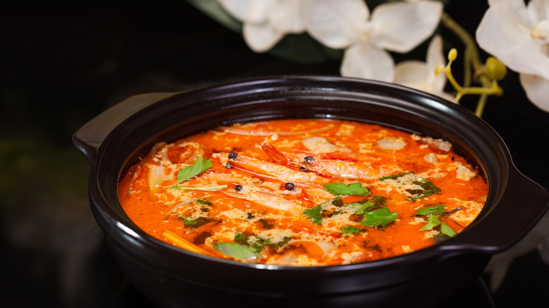 Taiming Lanpin 泰式海鮮湯
