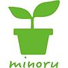 Minoru logo