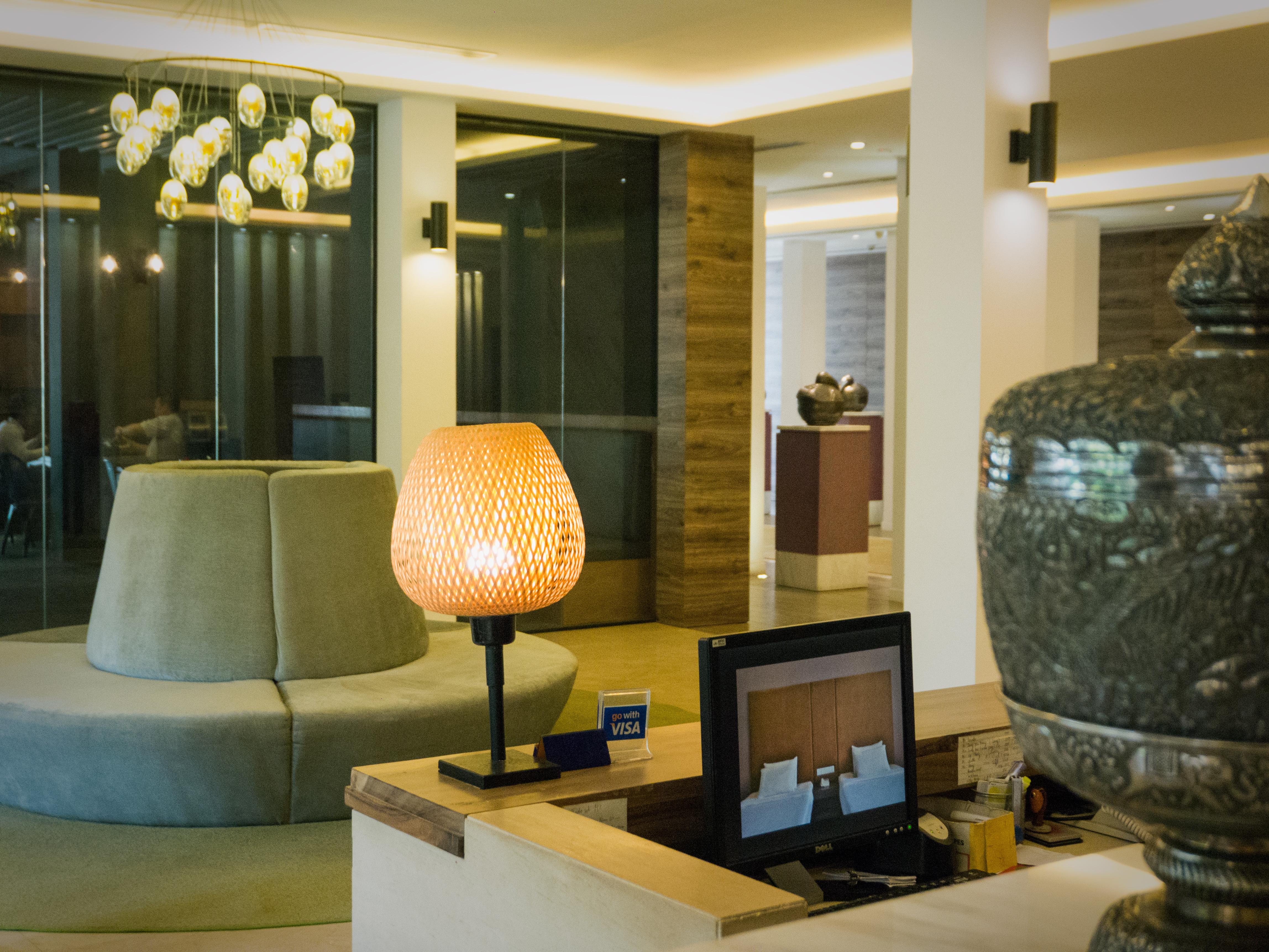 Taiming Hotel- Lobby