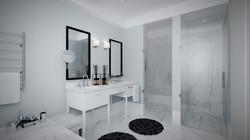 חדר רחצה אמבטיה יוקרה