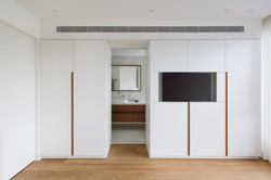 Luxury Penthouse guest bedroom