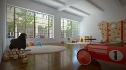 playroom חדר משחקים