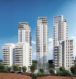 Urban Renewal in Ramat Gan