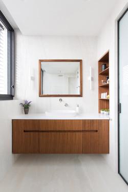 Luxury Penthouse master bathroom