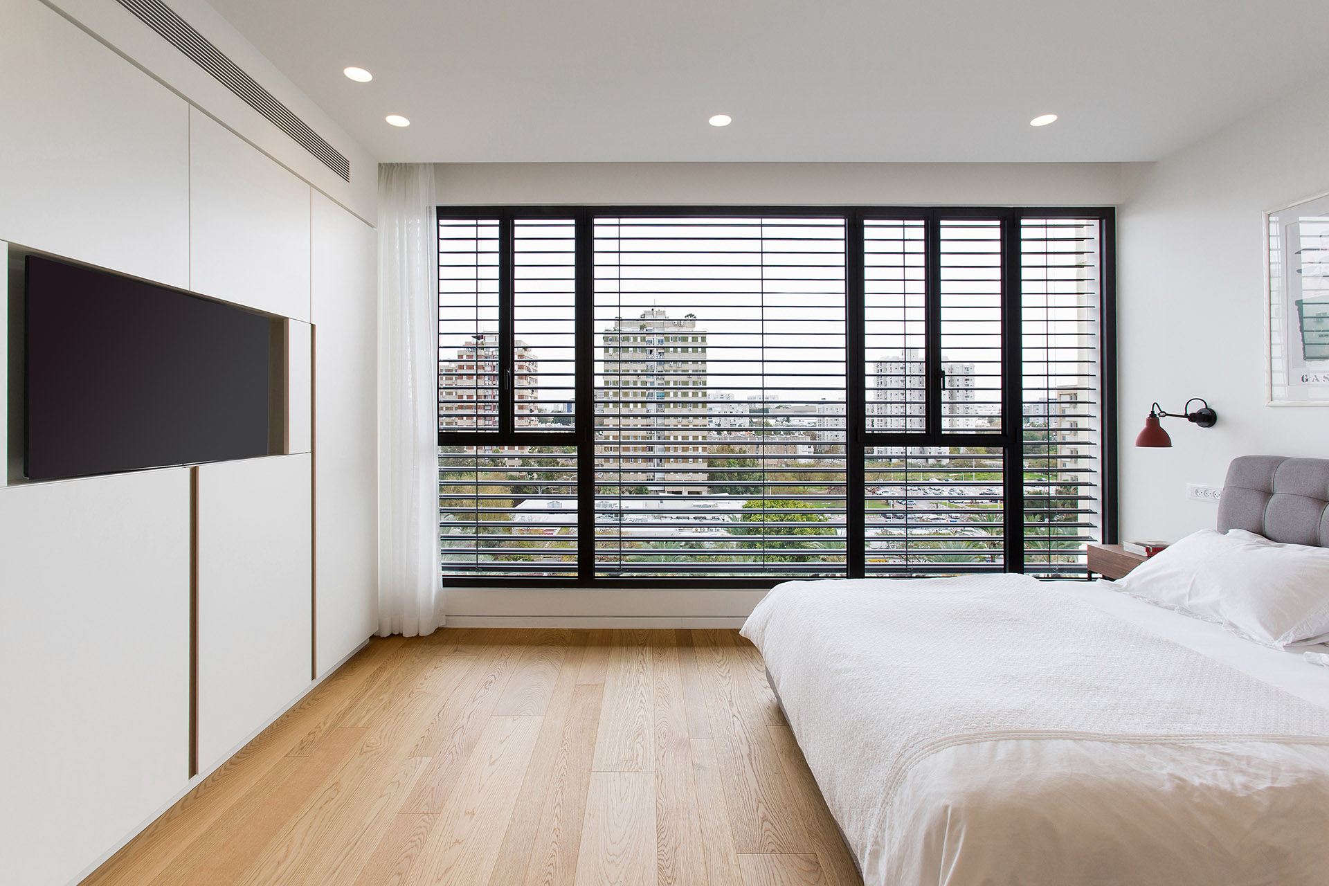 Luxury Penthouse guest bedroom
