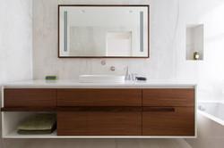 Luxury Penthouse guest bathroom