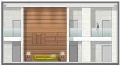NS 130117 Wall elevation WOOD 2