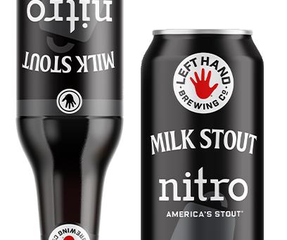 Cheers: Milk Stout Nitro del birrificio Left Hand Brewing Co. -USA-