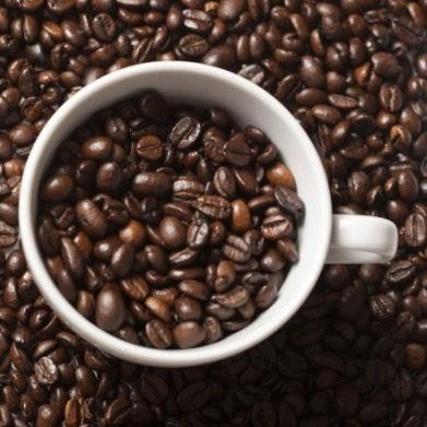 Miscele di caffè, caffetteria