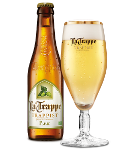 Cheers: La Trappe Puur -Olanda-