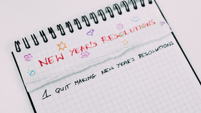 Try Intentions not Resolutions: A New Way to Plan in 2021