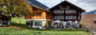 Retreat location Lenk Lodge Swiss Alps