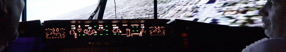 Having Fun in the Boeing