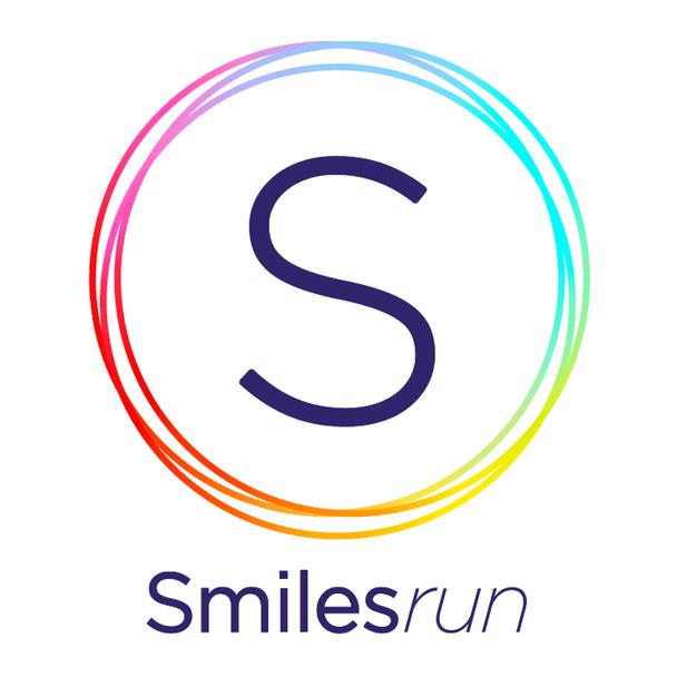 Logo Smilesrun pour Karine Le Marchand