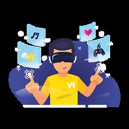 Virtual + Reality