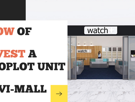 【Invest】 Details flow of invest a shop lot unit in VI-Mall