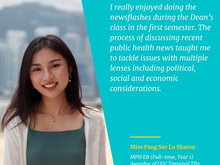 Student Voice - Pang Sze Lu Sharon