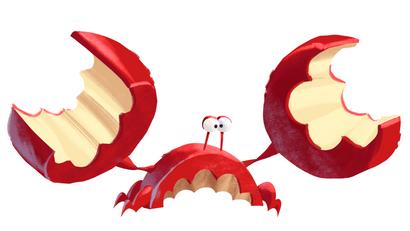 Babybel Crab