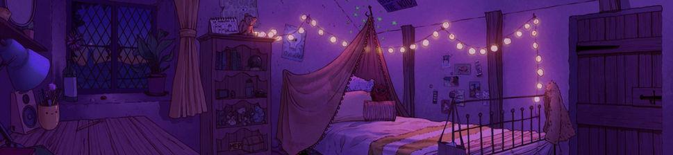 Unfinished Bedroom Animation