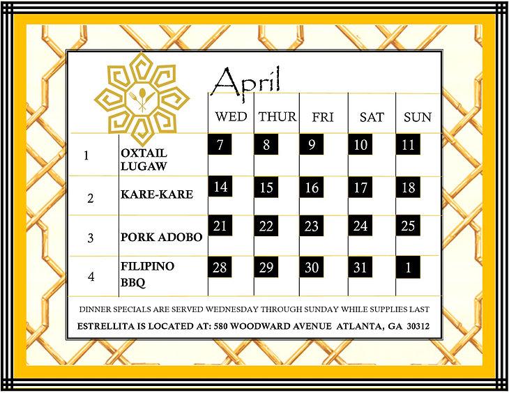 Estrellita Specials Calendar.jpg