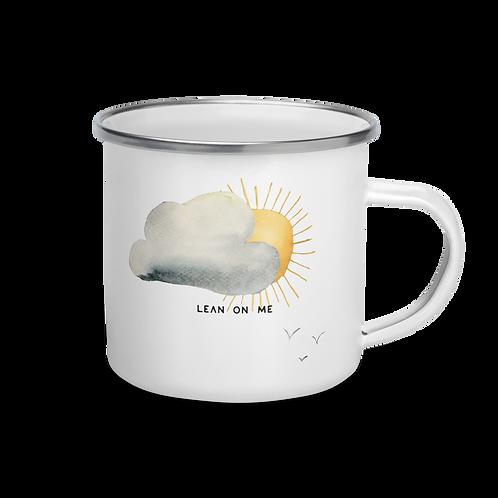 (Camper Mug) Lean On Me