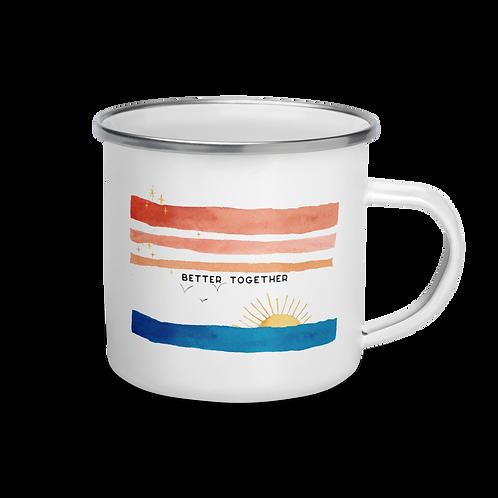 (Camper Mug) Better Together