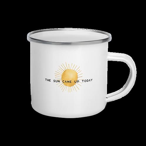 (Camper Mug) The Sun Came Up