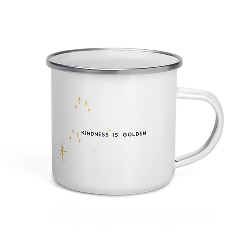 (Camper Mug) Kindness is Golden