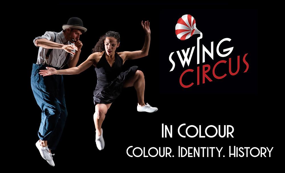 Swing Circus upcoming show, Salisbury Festival