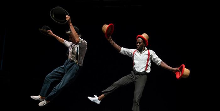boys hat dance
