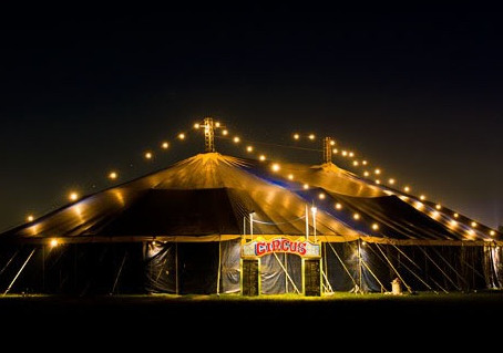 Swing Circus at Glastonbury Festival