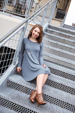 Senior Photo Adventure: Megan