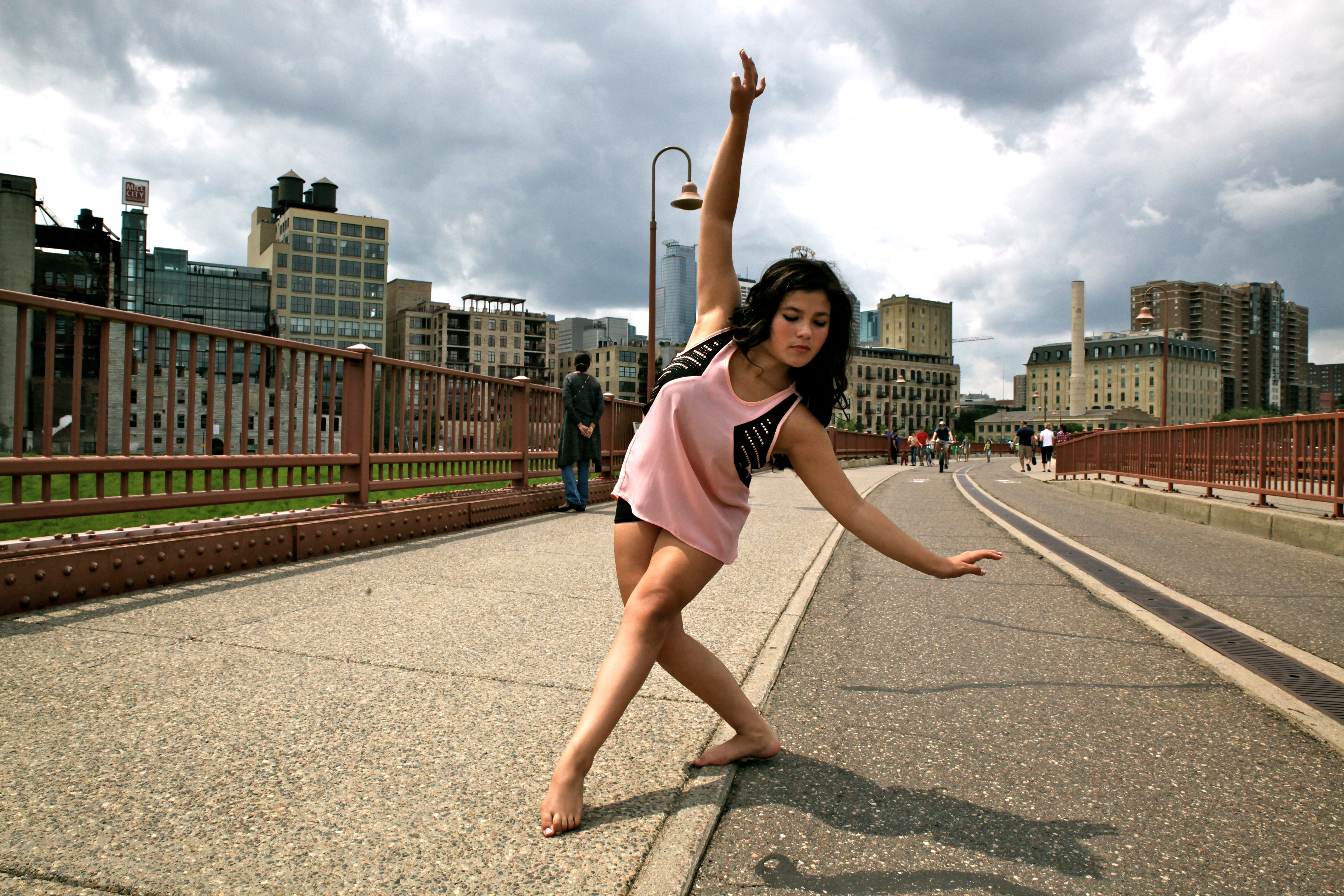 Dance Photo Adventure: Alejandra