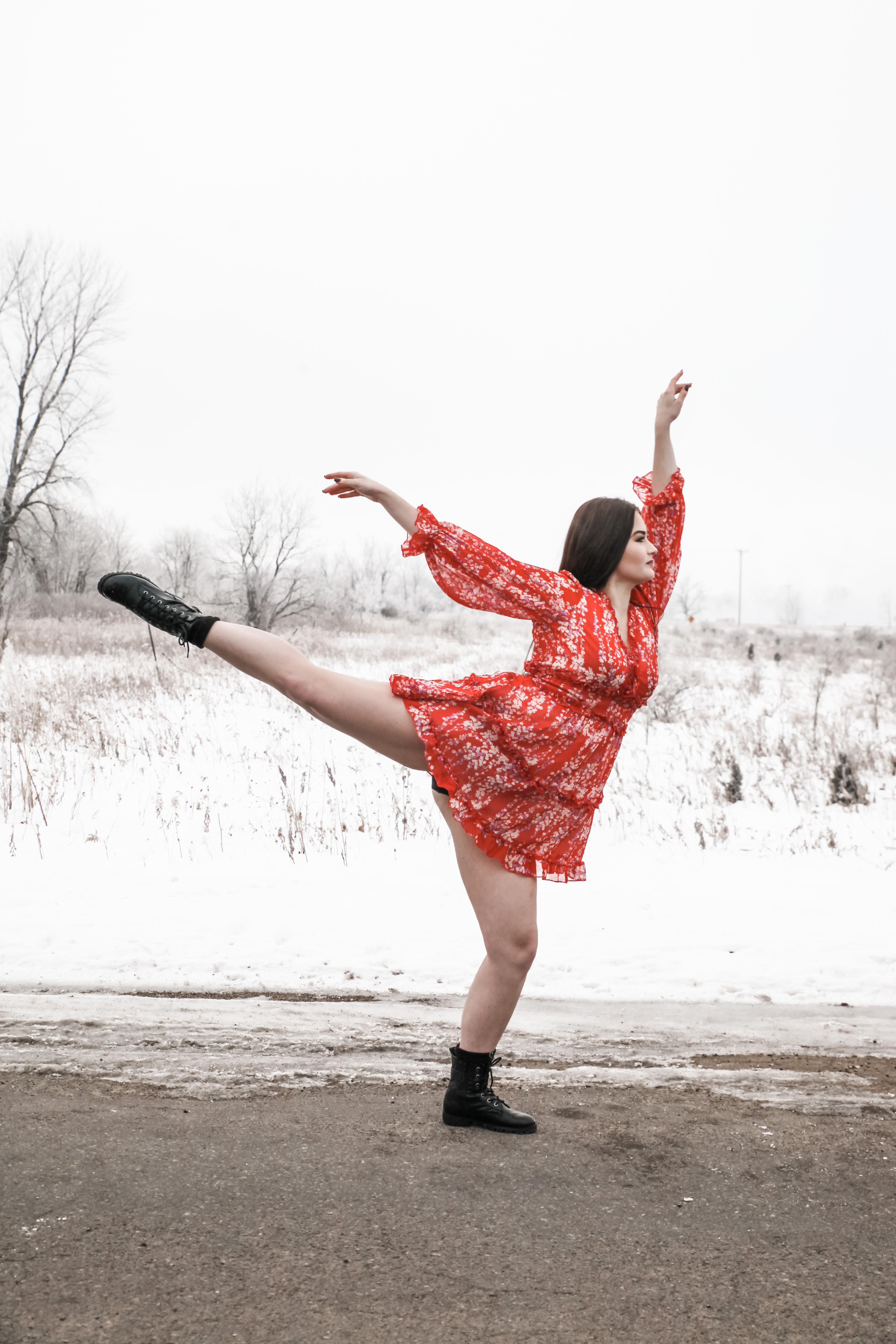Senior Dance Photo Adventure