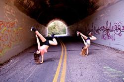 Dance Photo Adventure: Sisters