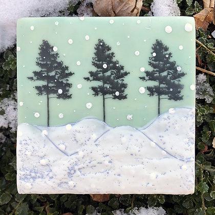 Snowfall No. 2
