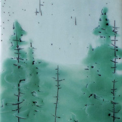 Quiet Forest no. 64