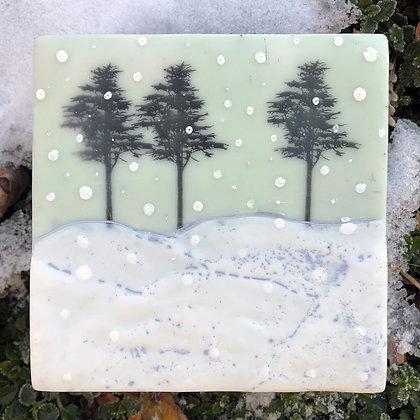 Snowfall No. 3