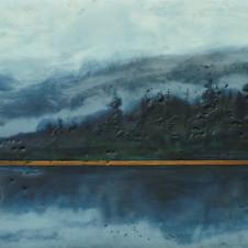Reflection on Nehalem Bay