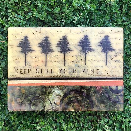 Keep Still Your Mind
