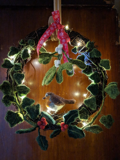 The Robin Wreath for Dineen